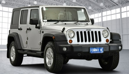 2009  Jeep Wrangler Unlimited Sport Softtop
