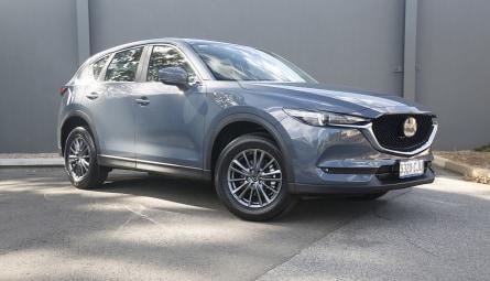 2021  Mazda CX-5 Maxx Sport Wagon
