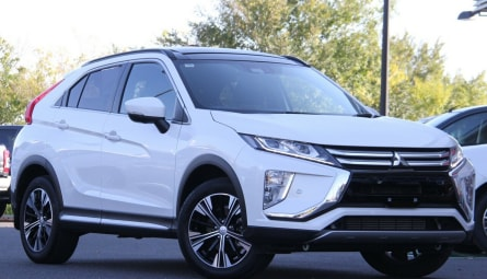 2020 Mitsubishi Eclipse Cross Exceed Wagon