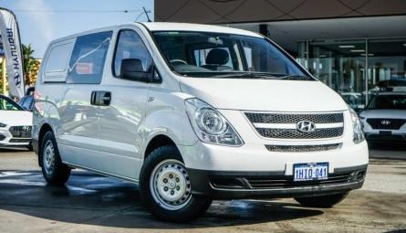 2013  Hyundai iLOADVan