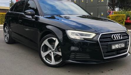 2017  Audi A3Sportback