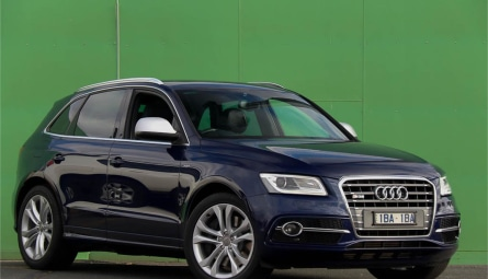 2014  Audi SQ5 Tdi Wagon