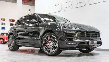 2018  Porsche Macan Gts Wagon