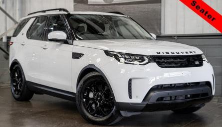 2019  Land Rover Discovery Sd6 Se Wagon