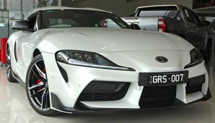 2019 Toyota Supra GR GTS Coupe