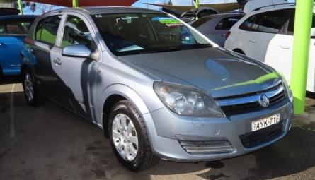 2006  Holden Astra Cd Hatchback