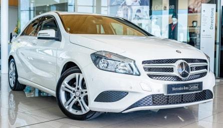 2015 Mercedes-Benz A-Class A180 Hatchback