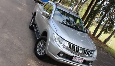 2015  Mitsubishi Triton Gls Utility Double Cab