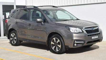 2018 Subaru Forester 2.0D-L Wagon