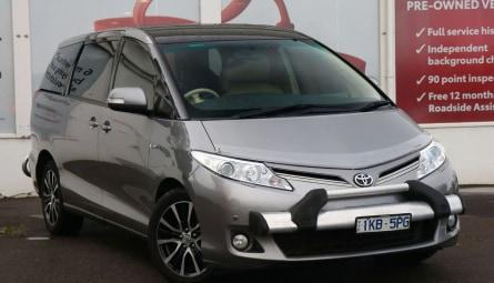 2014  Toyota Tarago Ultima Wagon