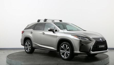 2018  Lexus RX450HL Rx450hl Luxury Wagon