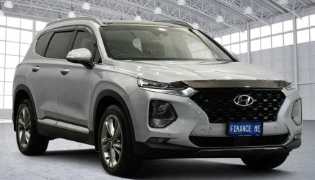 2018  Hyundai Santa Fe Highlander Wagon