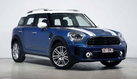 2021 MINI Countryman Cooper Signature Wagon