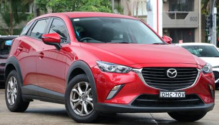 2016  Mazda CX-3 Maxx Wagon