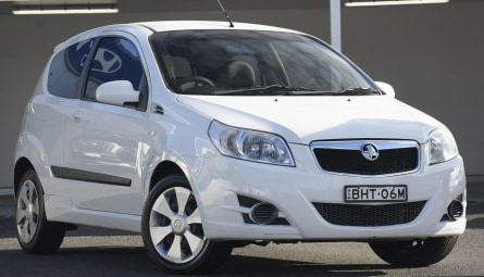 2008  Holden BarinaHatchback