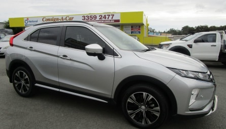 2018  Mitsubishi Eclipse Cross Exceed Wagon