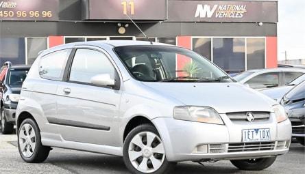 2007  Holden BarinaHatchback