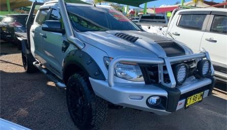 2013  Ford Ranger Wildtrak Utility Double Cab
