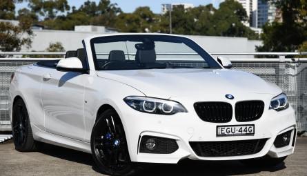 2020  BMW 2 Series 230i M Sport Convertible