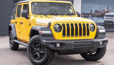 2020 Jeep Wrangler Unlimited Night Eagle Hardtop