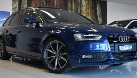 2015  Audi A4 S Line Avant