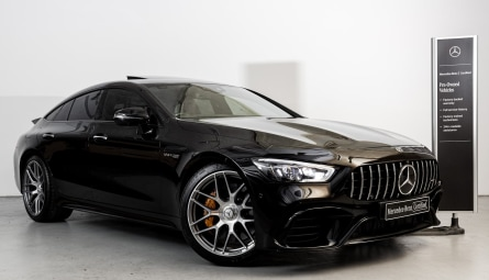 2020  Mercedes-Benz AMG GT 63 S Coupe