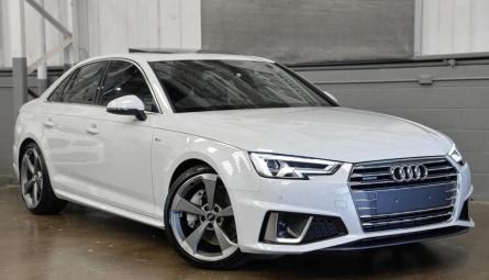 2019 Audi A4 45 TFSI S line Sedan