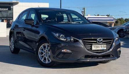 2014  Mazda 3 Maxx Hatchback