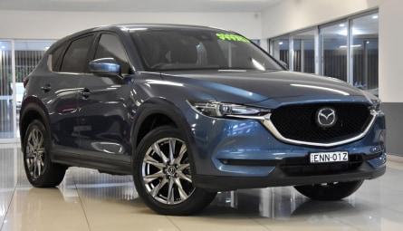 2019  Mazda CX-5 Akera Wagon