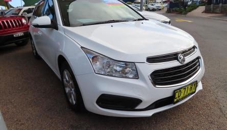 2015 Holden Cruze CD Sportwagon