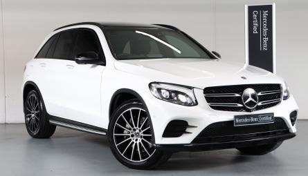 2019  Mercedes-Benz GLC-Class Glc250 D Wagon