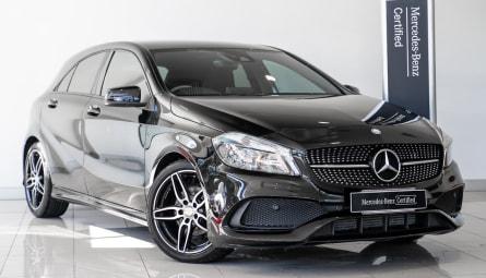 2016 Mercedes-Benz A-class A180 Hatchback