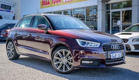 2016 Audi A1 Sport Sportback