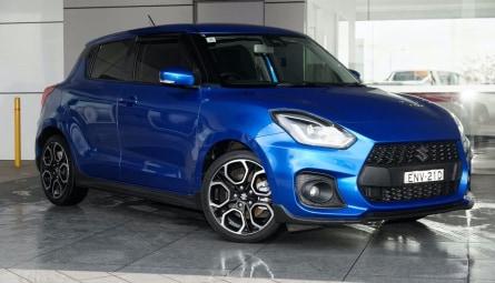 2018  Suzuki Swift Sport Hatchback