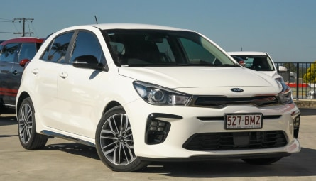 2018 Kia Rio GT-Line Hatchback
