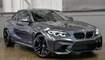 2018  BMW M2Coupe