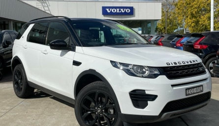 2018 Land Rover Discovery Sport Si4 177kW SE Wagon