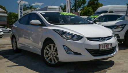 2015 Hyundai Elantra SE Sedan