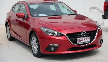 2014 Mazda 3 Touring Hatchback