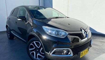 2015  Renault Captur Dynamique Hatchback