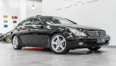 2005 Mercedes-Benz CLS500 CLS500 Coupe