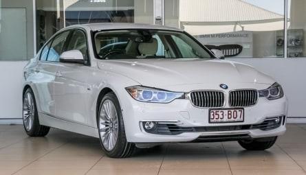 2015  BMW 3 Series 328i Luxury Line Sedan