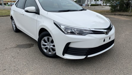 2018  Toyota Corolla Ascent Sedan