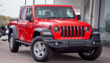 2020 Jeep Gladiator Sport S Pick-up Dual Cab