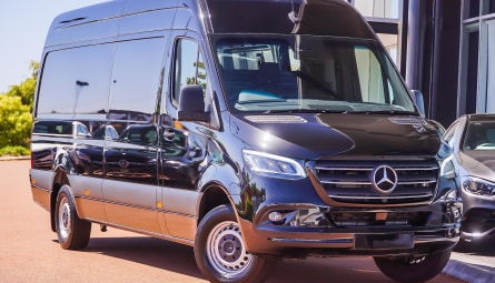 2020 Mercedes-Benz Sprinter 316CDI Van