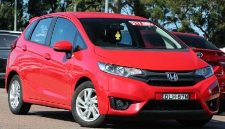 2016 Honda Jazz Limited Edition Hatchback