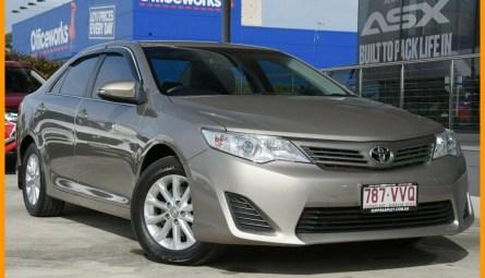 2015  Toyota Camry Altise Sedan