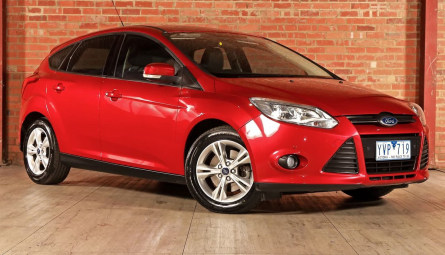 2012  Ford Focus Trend Hatchback