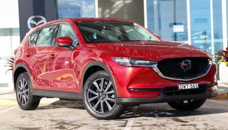 2018  Mazda CX-5 Akera Wagon