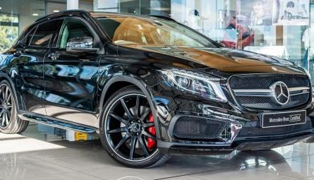2015 Mercedes-Benz GLA-Class GLA45 AMG Wagon